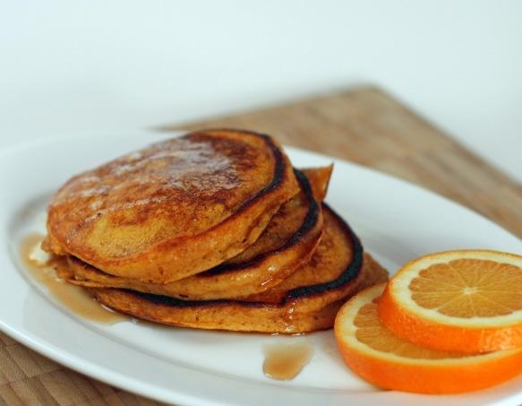 recipe: food network pumpkin pancakes [38]