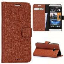 Forro HTC One - Tipo Libro Marron  $ 34.798,06
