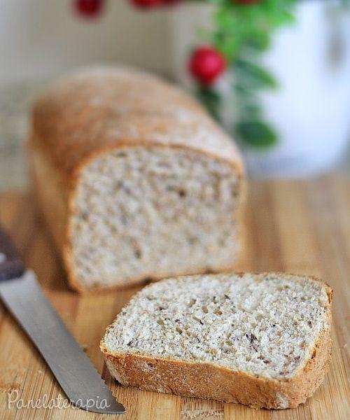 PANELATERAPIA - Blog de Culinária, Gastronomia e Receitas: Pão de Fibras