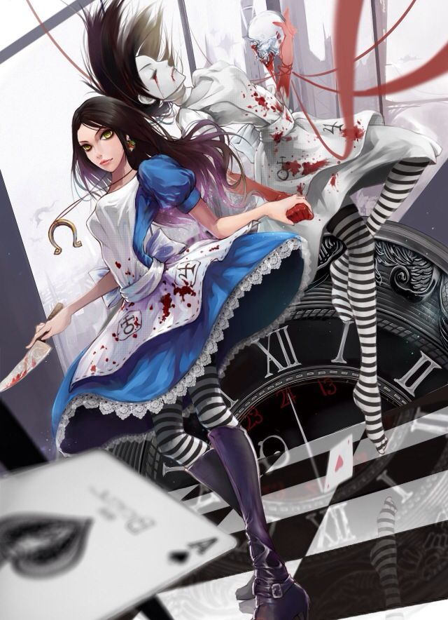 Alice: Madness Returns Art