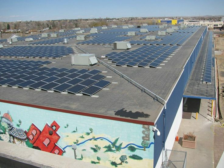 """1.16.14 - Simplifying Solar Project Financing - """"The installation of this 2,244-panel photovoltaic system on Pinnacle Charter School in Denver, Colorado was fully funded by 456 American investors in 10 days. The project is expected to save the school $1.6 million in electricity costs over the next ten years."""" cb"""