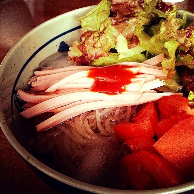 本格冷麺。スープ別売り。 - 2件のもぐもぐ - 本格冷麺 by makokero1025