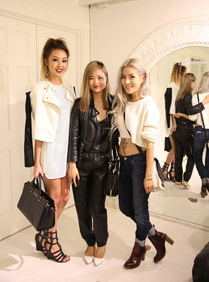 @Eugenie Grey and @hilisaa at our #justaperfectday event with #braidbaratjoes