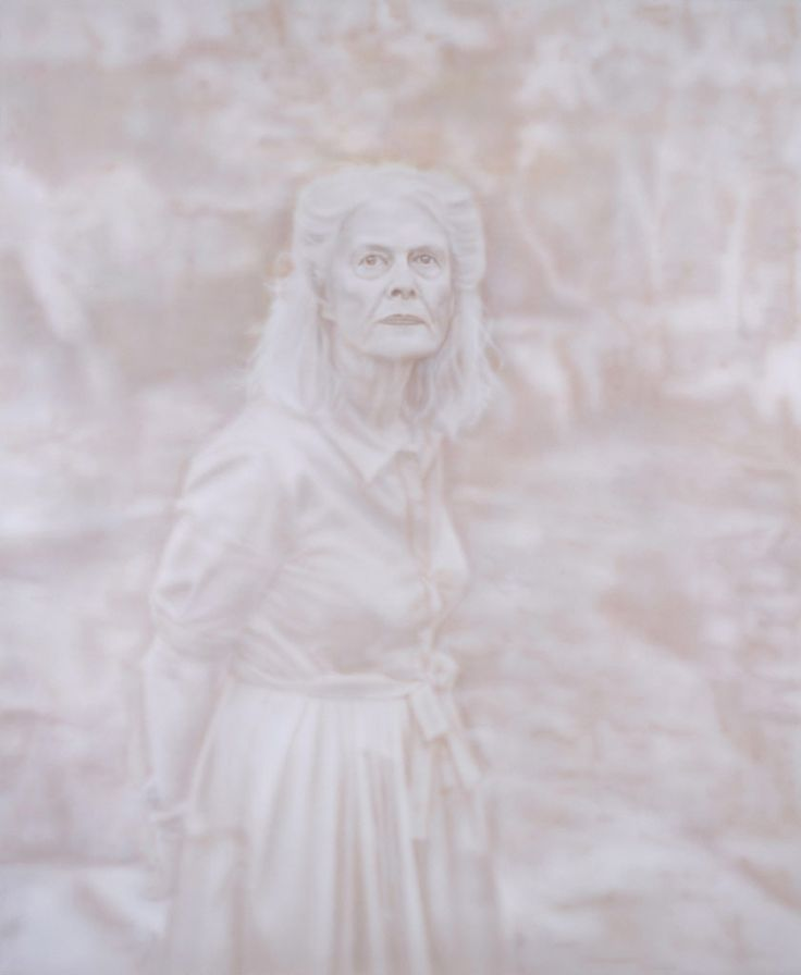 Archibald Prize Archibald 2014 finalist: Penelope Seidler by Fiona Lowry