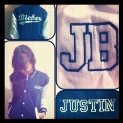"Varsity ""Justin Bieber"" || SIze: M- XXL || Rp 140.000"