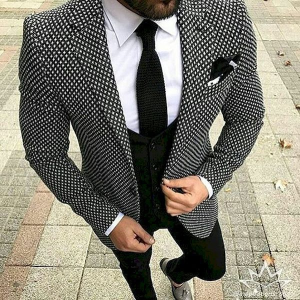Dress suit types and styles