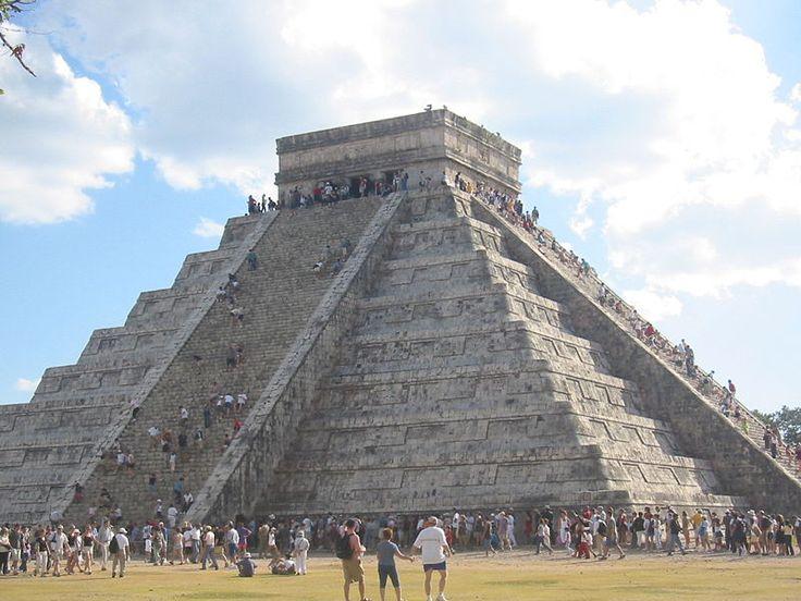 03 - MX - El Castillo, Chichén Itzá