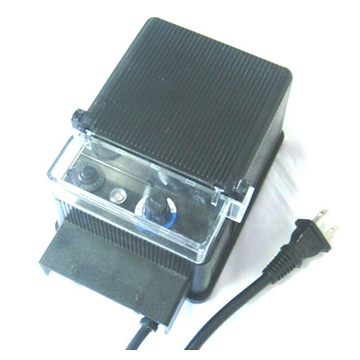 Landscape Lighting Transformer Size : Landscape lighting transformer on landscaping