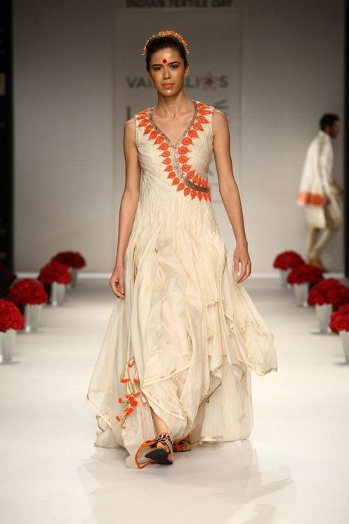 Fashion: Vaishali S at Lakmé Fashion Week Summer Resort 2013