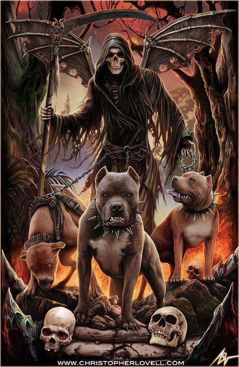 Demon dogs                                                                                                                                                                                 Mehr