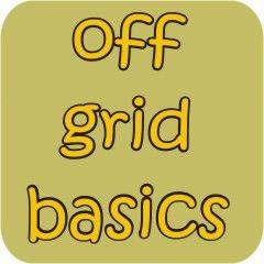 Living off the grid - Unplug or grid backup system