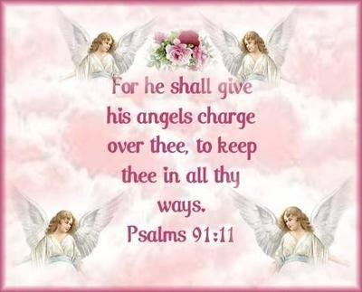 Psalm 91 Prayer | Psalm 91:11