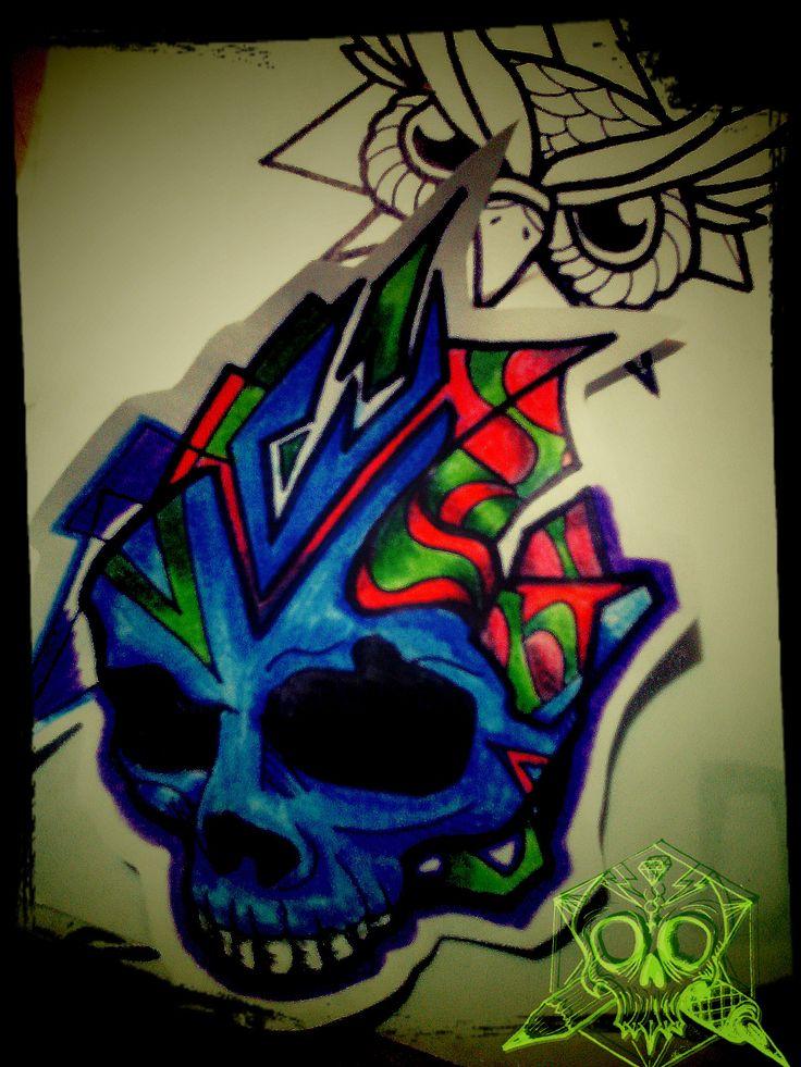 skull DMT
