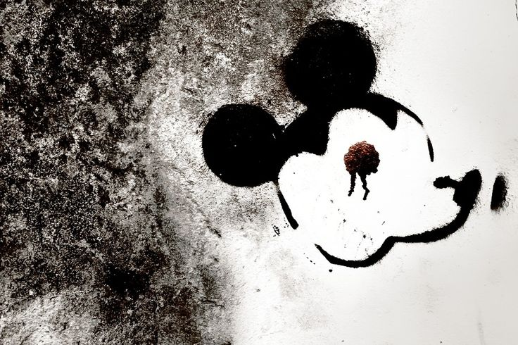 The Mickey Mouse trilogy. Mickey Mouse 3 by F. A. Weilemann on 500px