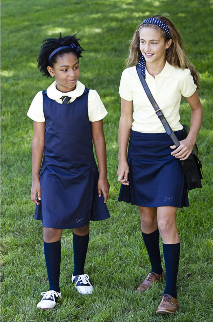 School uniforms are designed to help kids focus on algebra instead of high-tops; to make students compete for grades rather than jackets. Weekend Wear vs. School Wear.
