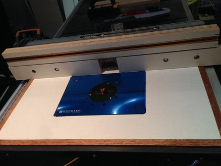 R4512 Router Table Insert