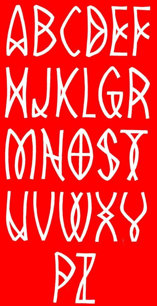 Ombu (Showcase - Alphabets)