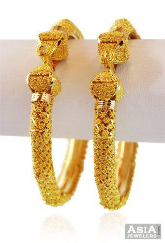 Arabic-Gold-Designs-In-Bracelets-Bangles-2015-3.jpg (341×500)