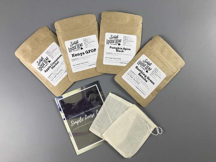 Save 15% on any subscription! Simple Loose Leaf Tea Subscription Box Sunday Coupon!   Simple Loose Leaf Tea Subscription Box Sunday Coupon: Save 15% on any subscription! →  http://hellosubscription.com/2017/11/simple-loose-leaf-tea-subscription-box-sunday-coupon-save-15-subscription/ #SimpleLooseLeafTea #SubscriptionBoxSunday  #subscriptionbox