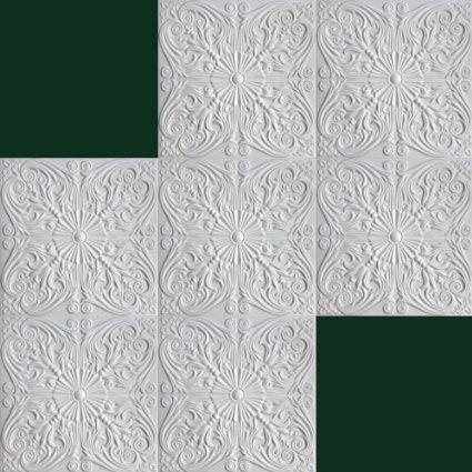 1 m2 Dekorplatten Deckenplatten Platten 50x50cm, Nr.76: Amazon.de: Baumarkt
