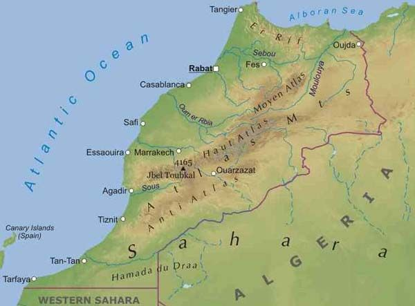 The Intermediate Guide To Atlas Mountains Itinerance Plus