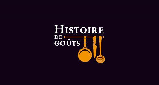 "Logo restaurant ""Histoire de Goûts"""
