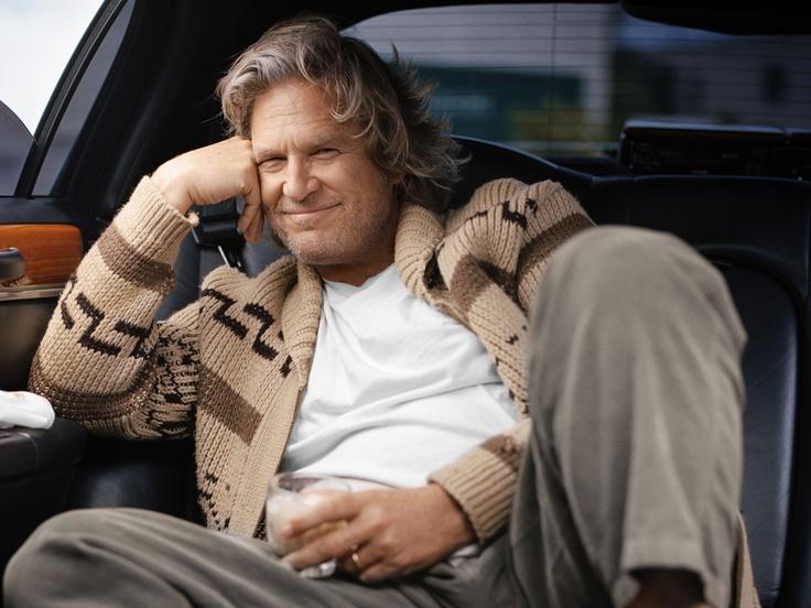 Jeff Bridges - Dude here . . . .