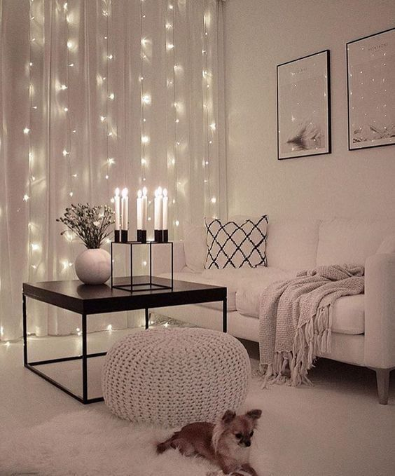 Best 25 Curtain Lights Ideas On Pinterest