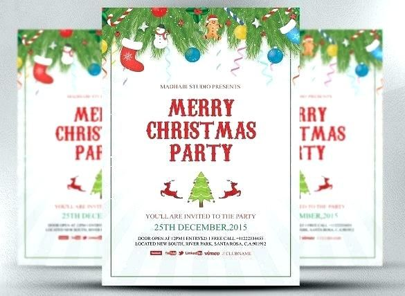Unique Christmas Party Invitation Template Free Downloads And Merry Party Christmas Party Invitation Template Christmas Party Invitations Party Invite Template