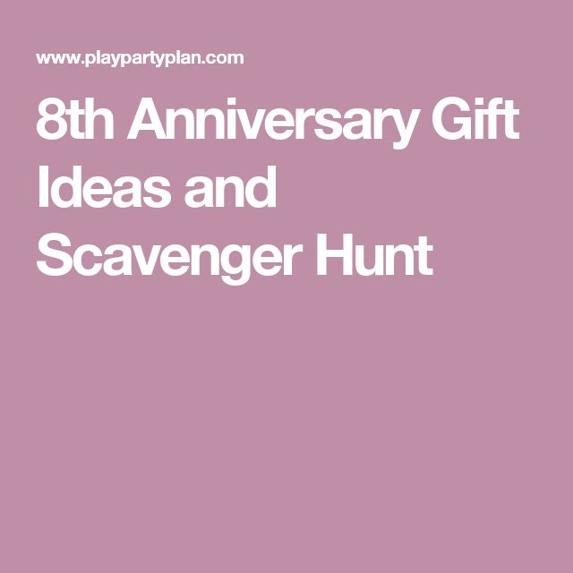 1000 Ideas About Anniversary Scavenger Hunts On Pinterest