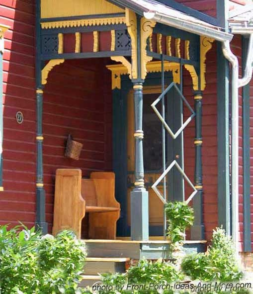 Porches Wrap Around Porches And Victorian On Pinterest: 1000+ Images About Victorian Porches On Pinterest