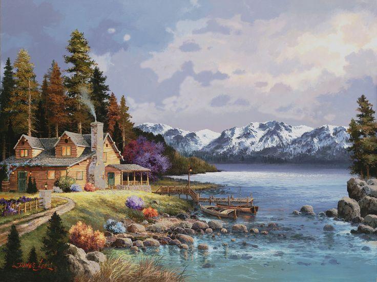 Product Categories James Lee | Bentley Licensing Group-Mountain Cabin
