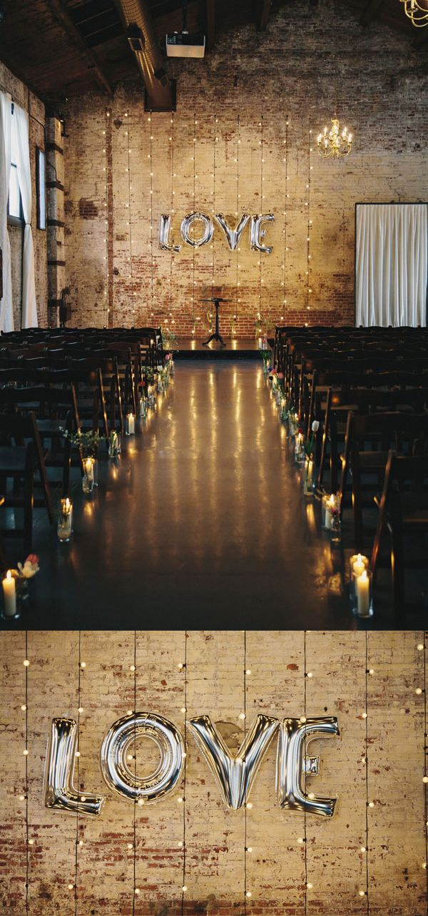 Fabulous back drop ceremony idea designed by @WhimsyWeddingss