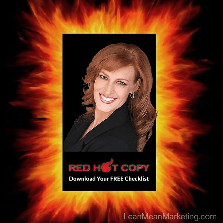 How to Write Red Hot Sales Copy with Lorrie Morgan-Ferrero