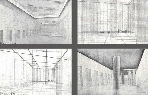 Giuseppe Terragni Danteum project