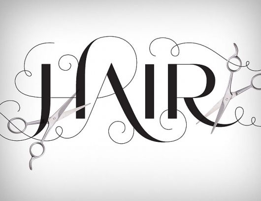 Type & Lettering / InStyle Ultimate Beauty | Jessica Hische