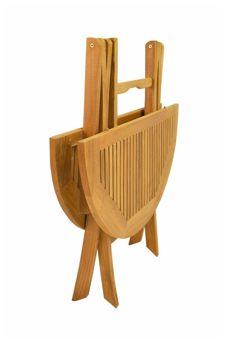 "Windsor 31"" Round Picnic Folding Table   Classic 2 Modern Furniture Store #classicmodernfurniture"