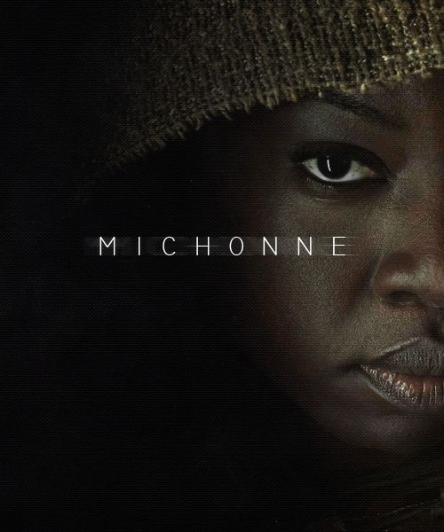 synchronize-daaance: Favourite The Walking Dead Characters:Michonne