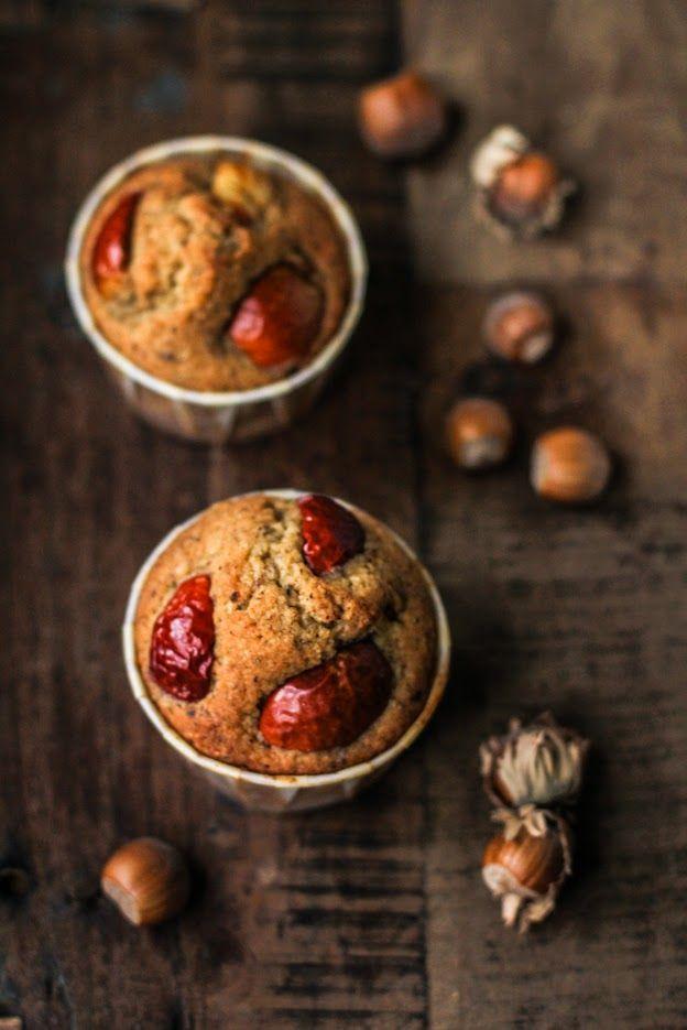 - VANIGLIA - storie di cucina: torta integrale di farro, nocciole e giuggiole