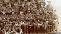 Clemetson in Clifton College's Officer Training Corps