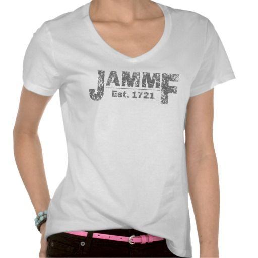 JAMMF Est. 1721 Tees - Outlander !!!
