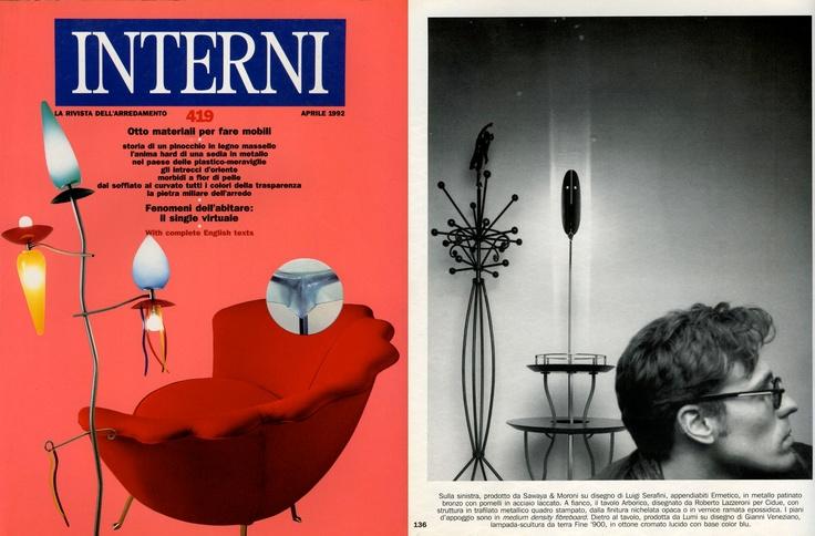 Gianni Veneziano   1992 Interni 419