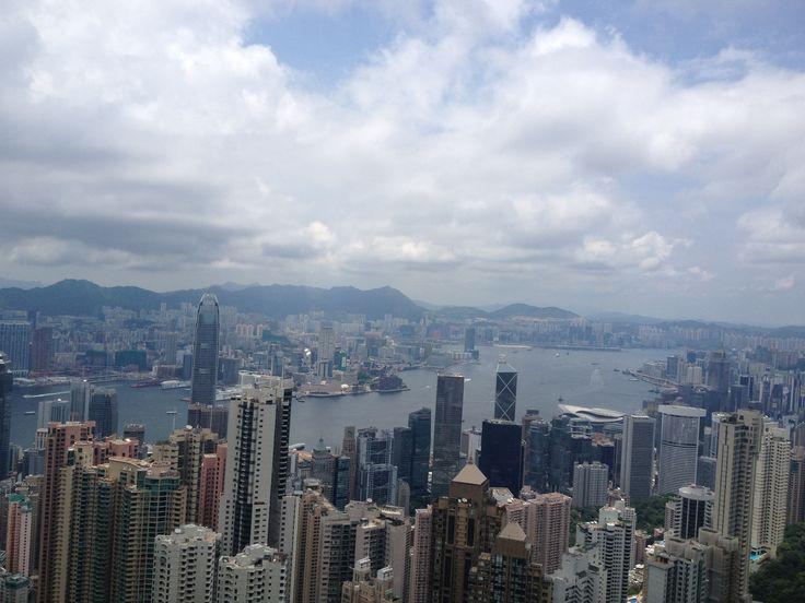 The Peak: Hong Kong