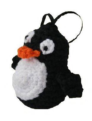 Pinguin - gratis Nederlands patroontje