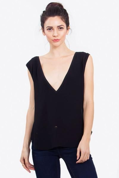 INSIDE SCOOP TOP - The Shop For Her