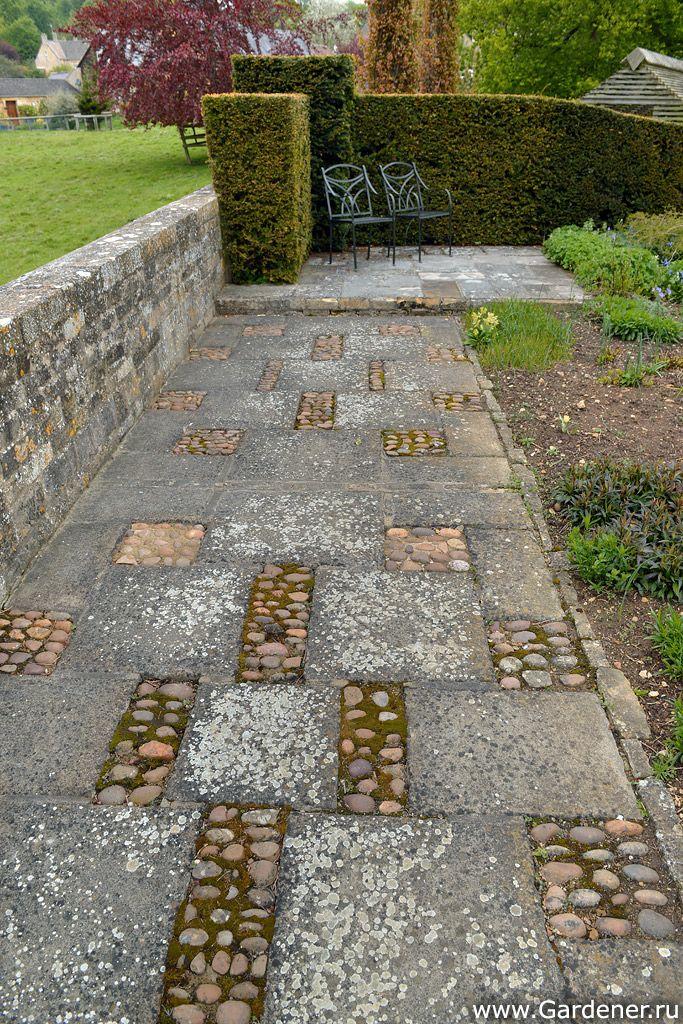 Сад Бортон-Хаус (Bourton House Garden) | Ландшафтный дизайн садов и парков