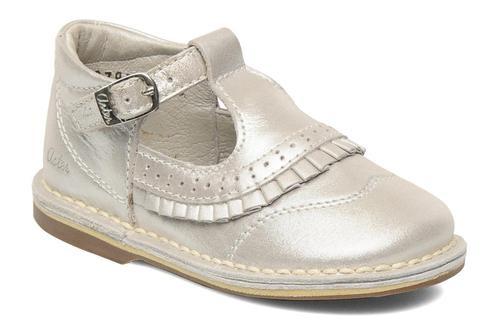 Kids's Aster Victorine Boots In Silver - Size 3.5K | eBay