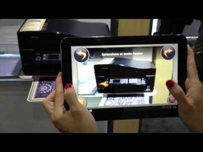 Ejemplo de la Tecnología de Realidad Aumentada - Video en Español