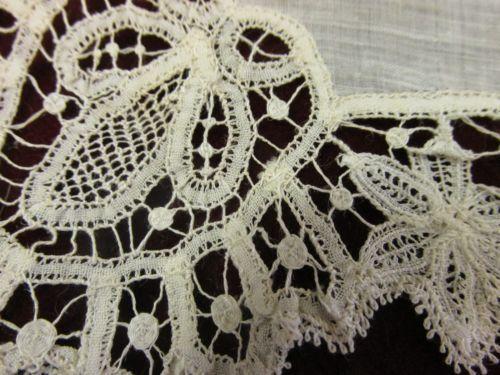 старинная вышивка кружева свадебное Свадебные платок носовой платок айвори in Одежда, обувь и аксессуары, Винтаж, Винтажные аксессуары, Носовые платки, Свадебный   eBay