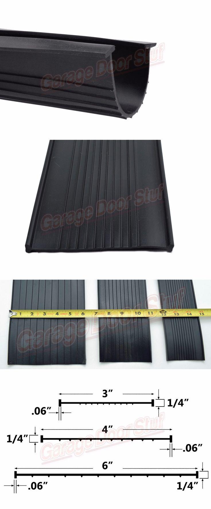Garage door panel parts - Garage Door Parts And Accs 179687 Garage Door Weather Seal Rubber Buy